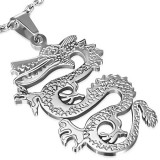 Pendentif animal 45 - Grand dragon