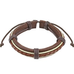 Bracelet en cuir 067
