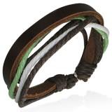 Bracelet en cuir 111