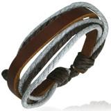 Bracelet en cuir 102