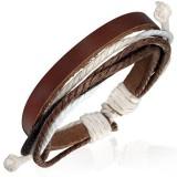 Bracelet en cuir 063