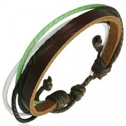 Bracelet en cuir 066