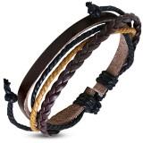 Bracelet en cuir 069