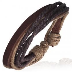 Bracelet en cuir 074