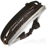Bracelet en cuir 076