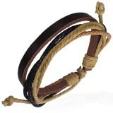 Bracelet en cuir 087