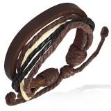 Bracelet en cuir 099