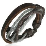 Bracelet en cuir 098