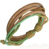 Bracelet en cuir 094
