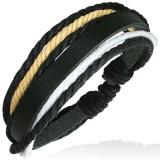 Bracelet en cuir 092