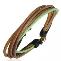 Bracelet en cuir 050