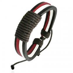 Bracelet en cuir 046