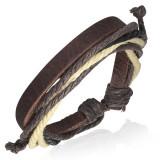 Bracelet en cuir 043