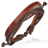 Bracelet en cuir 039