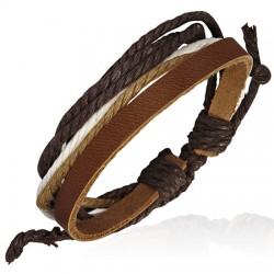 Bracelet en cuir 024