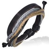 Bracelet en cuir 021