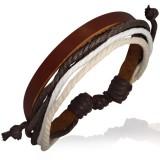 Bracelet en cuir 012