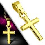 Pendentif croix 145 - Petite gold-ip simple