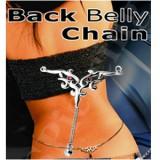 Chaine de taille 12 - Motif tribal avec chainette