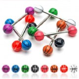 Piercing de langue UV 44 - Basket
