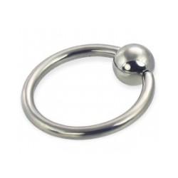 Piercing anneau 1,6mm 04 - Acier