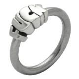 Piercing anneau 1,6mm 45 - Fuck