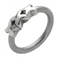 Piercing anneau 1,6mm 51 - XXX