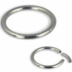 Piercing anneau 1,6mm 65 - Anneau brisé