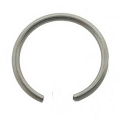Barre anneau 1,2mm