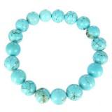 Bracelet pierres 01 - Turquoise