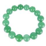 Bracelet pierres 04 - Aventurine jade