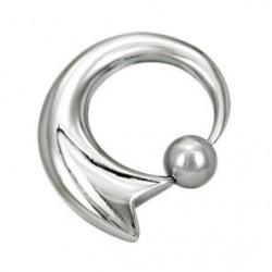 Piercing anneau en acier spécial C 04mm