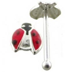 Piercing stud de nez 0.5mm 16 - Coccinelle