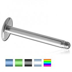 Barre labret 1,6mm