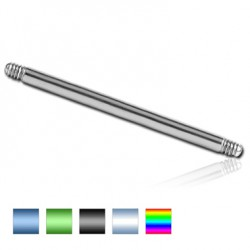 Barre micro-barbell 1,2mm