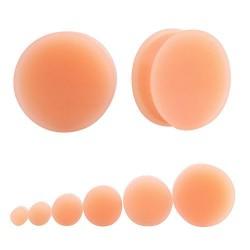 Plug silicone couleur peau