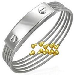 Bracelet cable 07 - Original