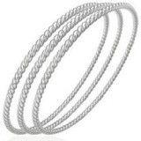Bracelet cable 09 - Trois tours