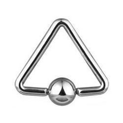 Piercing micro-bcr 52 - Triangle