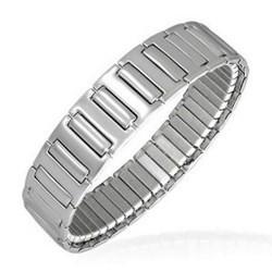 Bracelet acier flex 11 - Basique style B