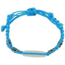 Bracelet surf 10 - Bleu turquoise