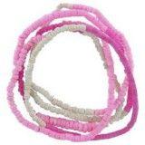 Bracelet surf 40 - Plusieurs tours roses