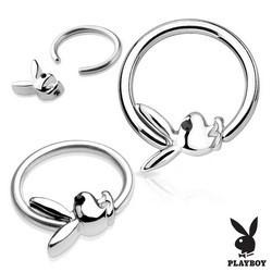 Piercing anneau 1,6mm 24 - Playboy