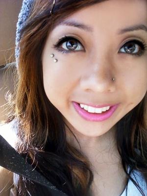 Piercing anti-arcade et piercing à la narine