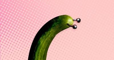 La courgette version piercing prince Albert